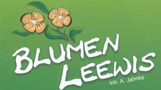 Logo Blumen Leewis